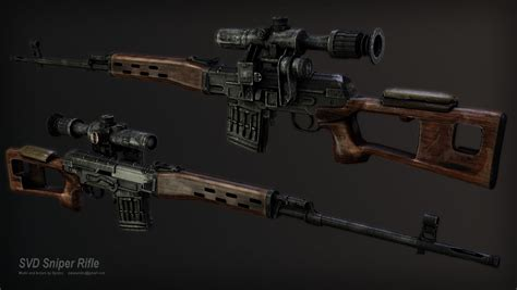 Sniper Rifle Modifications Fallout New Vegas