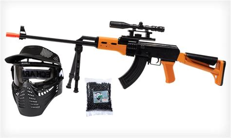 Sniper Rifle Package