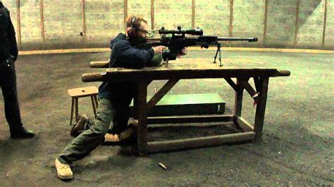Sniper Rifle Recoil