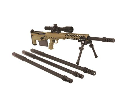 Sniper Rifle With Changeable Barrel