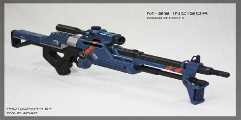 Sniper Rifles Mass Effect 2