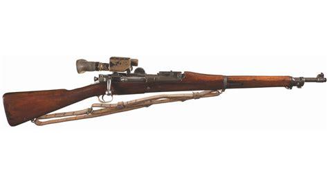 Sniper Rifles Of World War 1