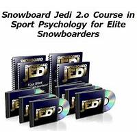 Snowboard jedi mental snowboard training system promotional codes