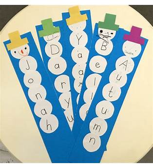 Snowman Worksheets Preschool