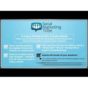 Social marketing tribe: dominate social marketing tips