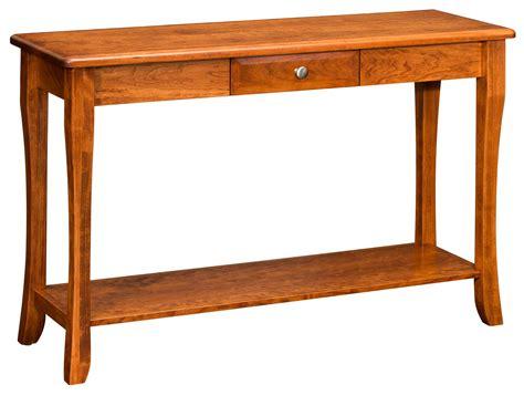 Sofa Tables Amish Image
