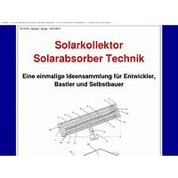 Best reviews of solarkollektor, solarabsorber technik