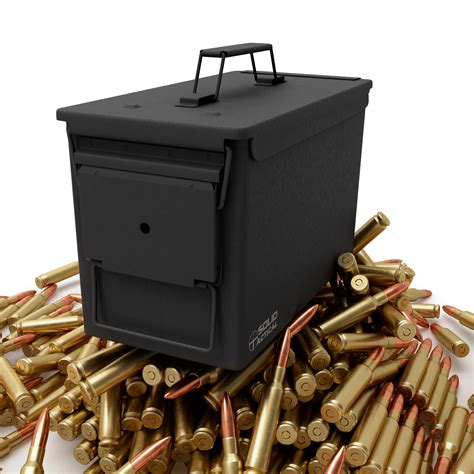 Solid Tactical Ammo Can