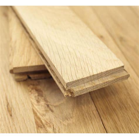 Solid oak lumber Image