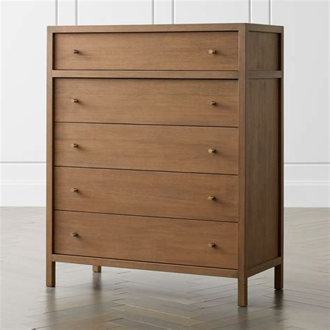 Solid wood dresser cheap Image