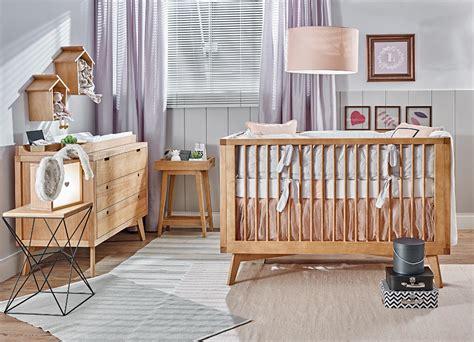 Solid wood dresser nursery Image