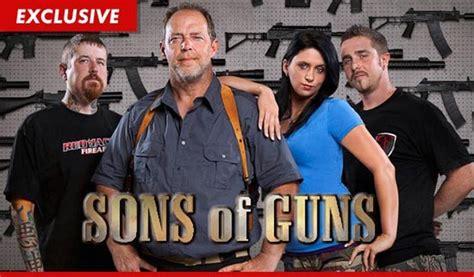 Sons Of Guns Gunsmith