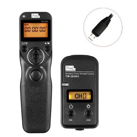 Sony A5000 Remote Trigger