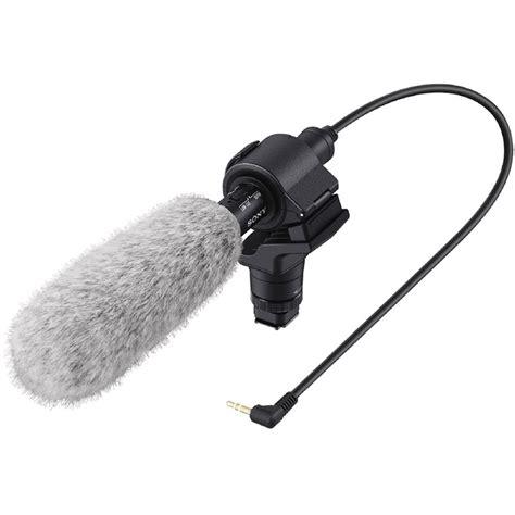 Sony Ecm Cg60 Shotgun Microphone Review