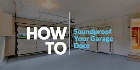Soundproof Garage Door Make Your Own Beautiful  HD Wallpapers, Images Over 1000+ [ralydesign.ml]