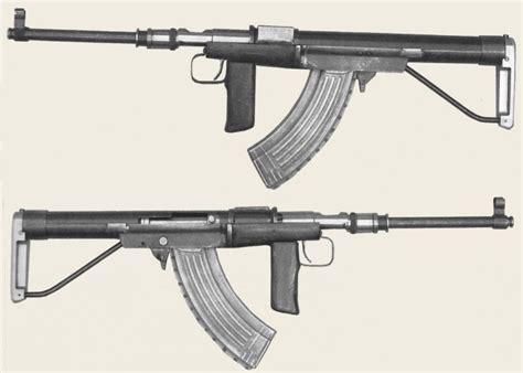 Soviet Assault Rifles Ww2
