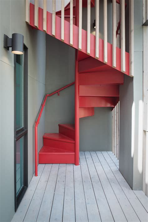 Space Saving Stairs Design