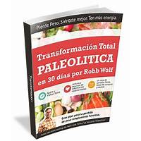 Spanish ebook: 30 day paleo diet guide from robb wolf promo