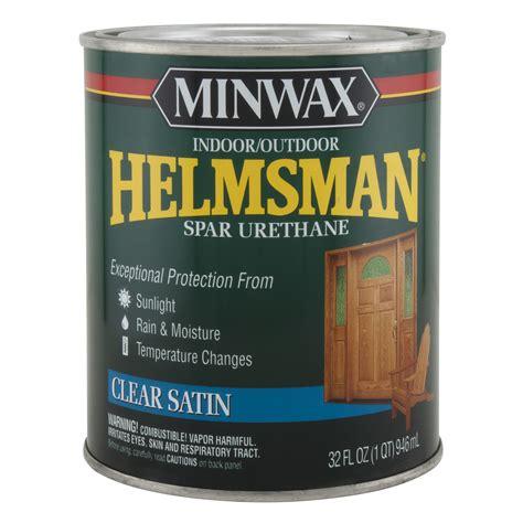 Spar urethane Image