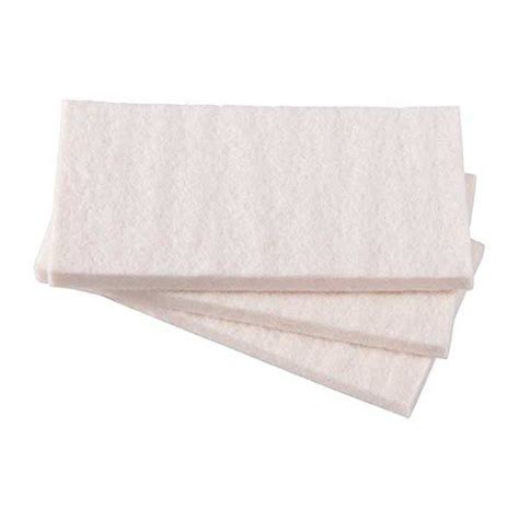 Spartan Felt Company Sheet Felt Pads Felt Pads Assortment 1 Pad Of Each Densities