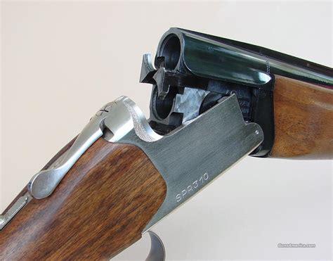 Spartan Remington 12 Gauge Over Under Shotgun