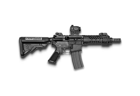 Special Operations Assault Rifle Ferfrans