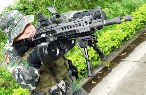 Special Operations Assault Rifle Philippines