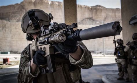 Special Operations Combat Assault Rifle