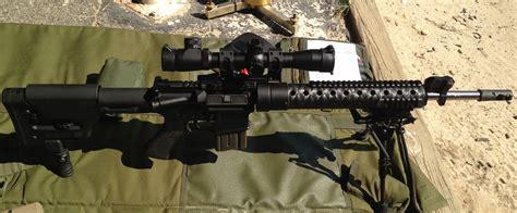 Special Purpose Rifle SPR Upper Receiver Build