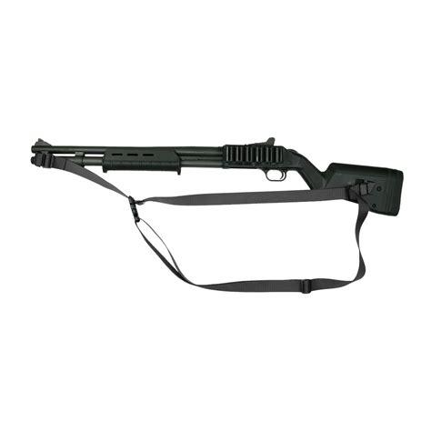 Specter Gear Mossberg 590590a1 Tactical Slings W Magpul Sga Stock Moss 590 Raider 2 Pt Tac Sling For Magpul Sga Stock Blk