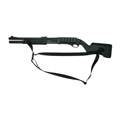 Specter Gear Remington 870 Tactical Slings W Magpul Sga Stock Rem 870 Raptor 2 Pt Tac Sling For Magpul Sga Stock Blk