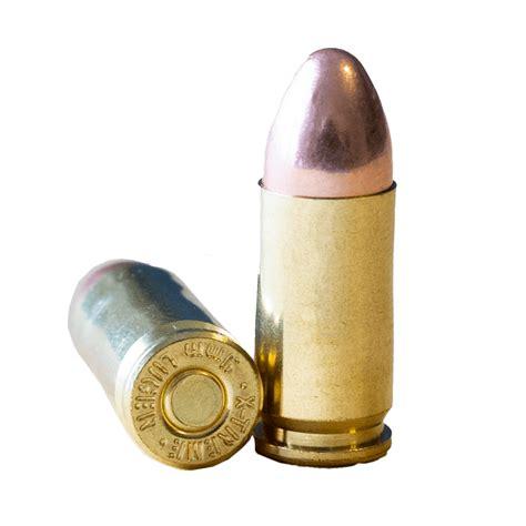 Speed Of 9mm Handgun Round