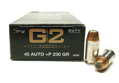 Speer 45 Auto 230 Gr Gold Dot Gel Test And Review