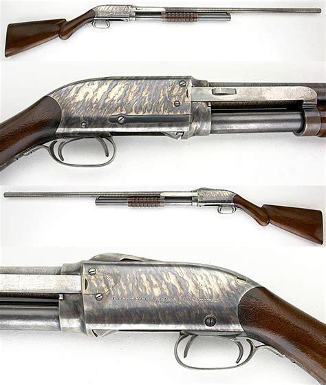 Spencer Bannerman Model Pump Shotgun For Sale