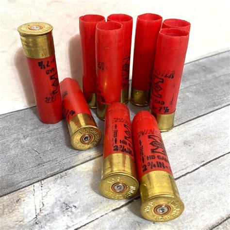Spent Shotgun Shells