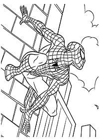 Spiderman Malvorlagen English