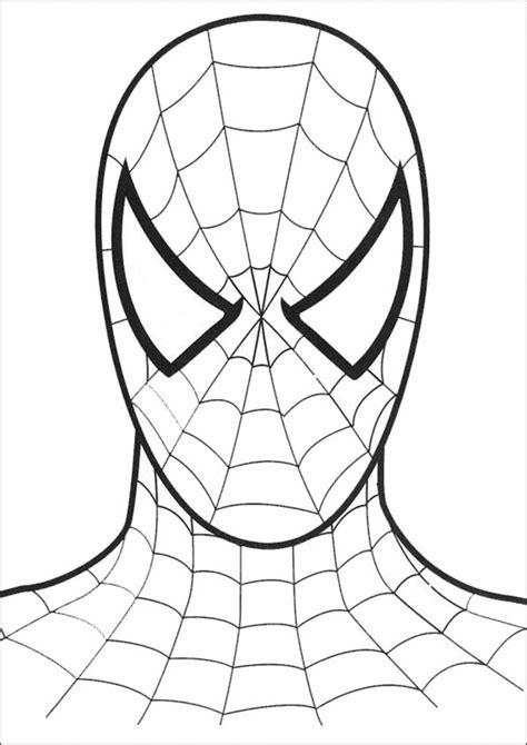 Spiderman Malvorlagen Zum Ausdrucken
