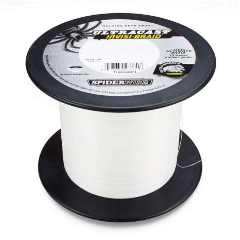 Spiderwire Ultracast Invisi Braid