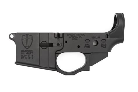 Spikes Lower Receiver Stripped St-15