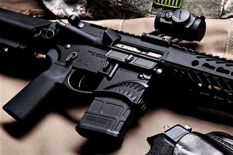 Spikes Tactical AR-15 Melonite Black Carbine Length Gas