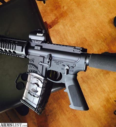 Spikes Tactical Ar 15 Pistol