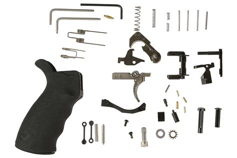 Spikes Tactical Enhanced Lower Review