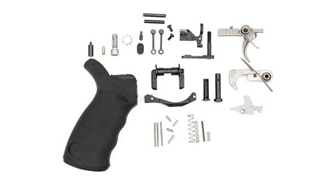 Spikes Tactical Enhanced Lower Parts Kit Up To 22 Off W