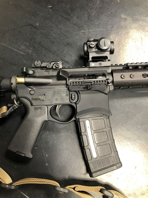 Spikes Tactical Flared Magwell