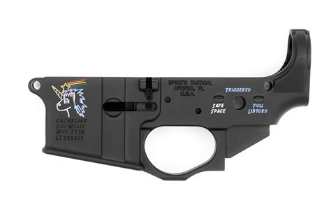 Main-Keyword Spikes Tactical Lower Receiver.