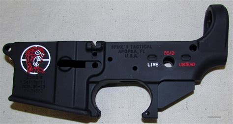 Spikes Tactical New Zombie Lower