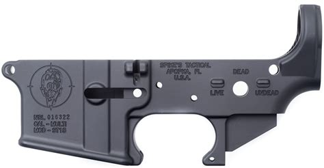 Spikes Tactical Zombie Lower Ar15