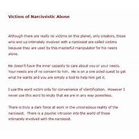Spiritual recovery from narcissistic abu instruction