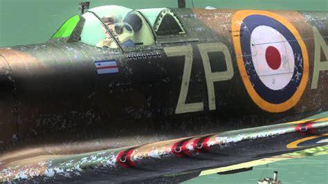 Spitfire Guns