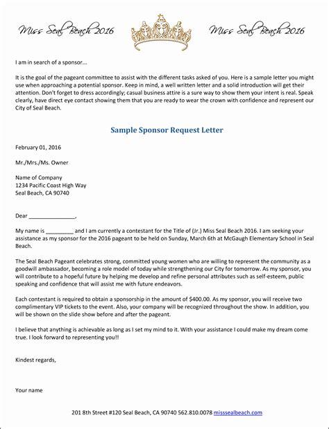 Sponsorship Letter For Visa From Parents | Resume Cover Letter